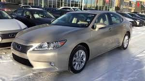 lexus es hybrid vs lincoln mkz hybrid new tan on parchment 2015 lexus es 300h hybrid executive package
