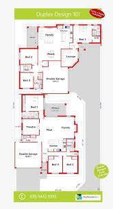 duplex floor plans single story best 25 single storey house plans ideas on pinterest 2 storey