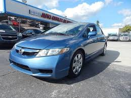 2010 honda civic for sale 2010 honda civic lx in sarasota fl auto outlet of sarasota