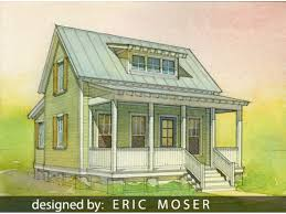 Small Cottages House Plans by Katrina Cottage Plan 514 10 By Eric Moser Trending Now