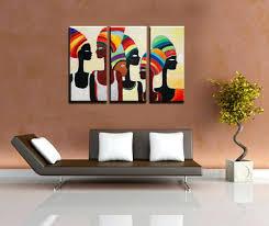 Art For Living Room Wall Ideas Decorative Wall Basket African Art Binga Woven