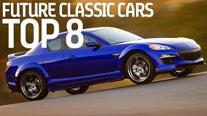 affordable mazda cars top 8 affordable future classic cars formula e youtube
