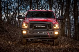 Ram Truck 3500 Towing Capacity - putting the power in the power wagon