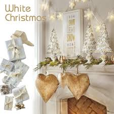 White Christmas Party Decoration Ideas by Stylish And Festive Christmas Decorating Ideas