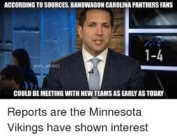 Carolina Panthers Memes - according to sources bandwagon carolina panthers fans 1 4 could be