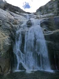 hiking to stevenson falls sierra news online