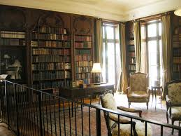 tour the library drawing room and gardens of the mount home of