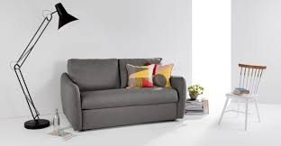 furniture home nice grey square unique leather small sofa bed