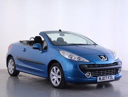 buy new peugeot 206 convertible peugeot cars for sale at motors co uk