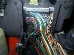 transmission control module pinout diagram u002798 v70 glt