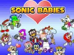 yo gabba gabba sonic babies