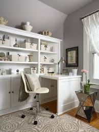 Best Small Office  Guest Room Ideas Images On Pinterest Home - Home office designs on a budget