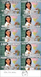 Unhelpful Highschool Teacher Memes - unhelpful high school teacher meme so true pinterest meme
