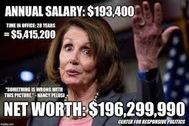 Nancy Meme - nancy pelosi s net worth more than tripled during financial crisis