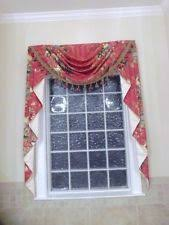 Floral Lined Curtains Traditional Floral Cotton Blend Lined Curtains Ebay