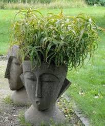 Large Head Planters 1000 Ideas About Head Planters On Pinterest Planters In