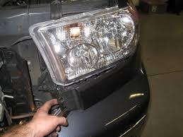 2007 toyota tundra fog light bulb size anzo headlight installation 2007 tundra stillen garage