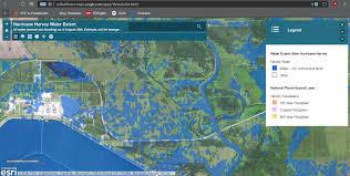 100 Year Floodplain Map South Texas Nuclear Plant Experienced Flooding On Site