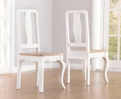 Dining Chairs Shabby Chic Parisian 175cm Shabby Chic Dining Table And Chairs The Great