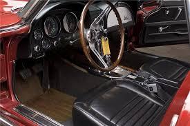 2011 Corvette Interior 1967 Chevrolet Corvette Convertible 96408
