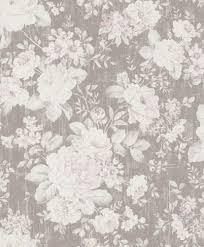 tapeten vintage wallpaper rasch flower vintage plain texture used design