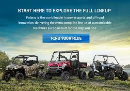 promo si e auto polaris atv ranger rzr general snowmobile slingshot official website