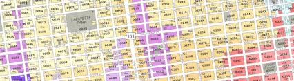 san francisco land use map find my zoning planning department