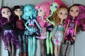 all after high dolls sales plummet as grab frozen american girl dolls