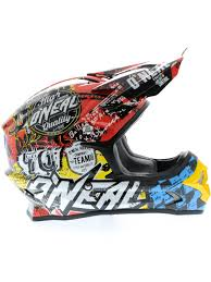 cool motocross helmets oneal black multi 2018 3series wild mx helmet oneal