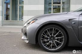 lexus rcf coupe top speed lexus rc f 16 may 2017 autogespot