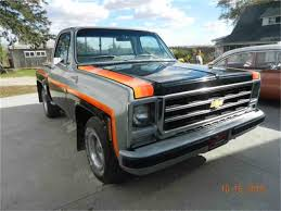 Classic Chevrolet 4x4 Trucks - classic chevrolet scottsdale for sale on classiccars com 9 available
