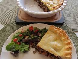 la cuisine au la cuisine de messidor tourtière au quinoa manger végé