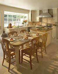 kitchen island table combo kitchen island table combo search cottage remodel