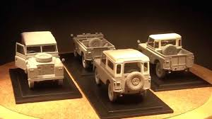 land rover italeri alx 35 land rover series iia 1 35 scale resin model kit youtube