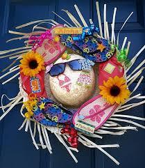 summer wreath 20 beautiful summer wreath tutorials and ideas hative