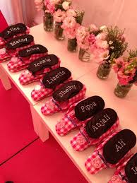 best 25 sleepover favors ideas on spa for