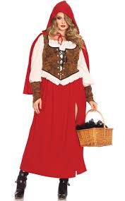 Red Riding Hood Costume Red Riding Hood Plus Size Costume Red Riding Hood Women U0027s Costume