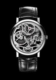 piaget automatic piaget altiplano automatic skeleton escapement magazine