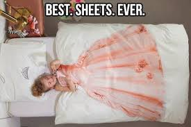 Who Invented The Duvet The Princess Duvet Cover That Taught Us A Lesson In Knee Jerk