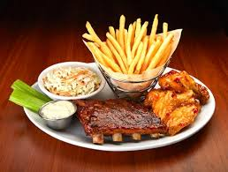 best combo wings and ribs picture of duffy s sports grill lake