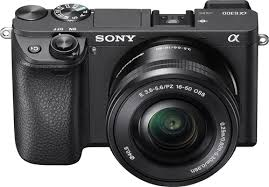 best black friday deals 2017 ceamers lenses sony alpha a6300 mirrorless camera with e pz 16 u201350 mm f3 5 u20135 6 oss