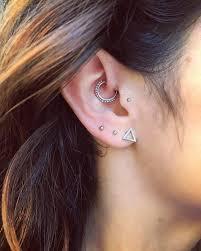 best cartilage earrings 176 best ear cartilage piercings images on cartilage