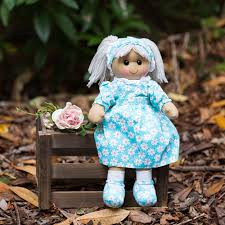 blue daisy rag doll rag doll boutique