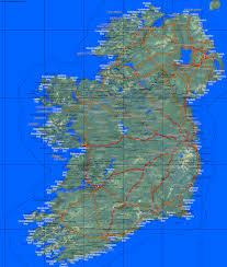 Map Ireland Country Maps Ireland