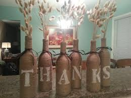 the richie twine wrapped wine bottles