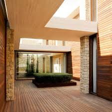 houses with courtyards interior courtyard sliding glass plus