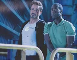 Tony Stark New Stills From Iron Man 3 Featuring Tony Stark Rhodey Aldrich