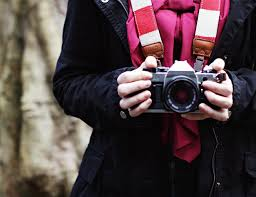 Comfortable Camera Strap Reddie Fashionable Camera Strap With Colorful Patterns Gadget Flow