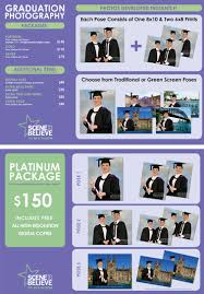 graduation packages photo packages usyd school and graduation to believe