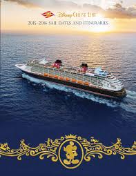 disney cruise line announces itineraries for winter 2016 featuring